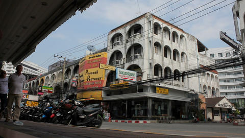 thailand streets Footage