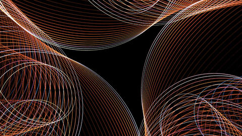 Abstract swirl Animation