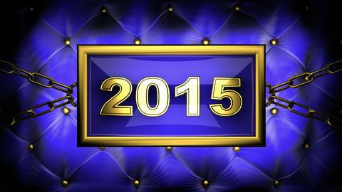 flashing monitor 2015 Stock Video Footage