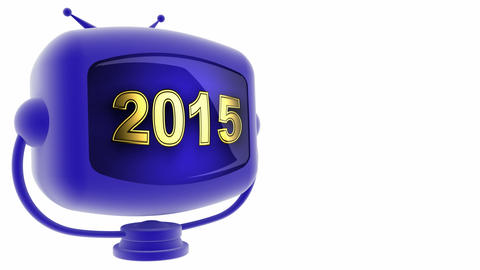 tv 2015 blue Animation