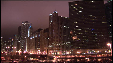 chicago HD 1 Stock Video Footage