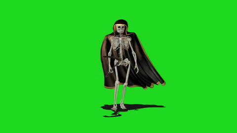 Grimreaper 3 Animation