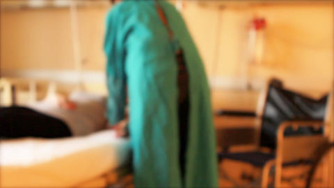 hospital MVI 1029 Stock Video Footage
