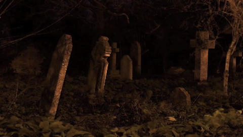 HORROR 13 Stock Video Footage