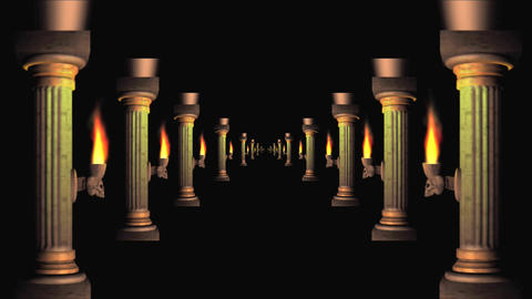 columns 8 Animation