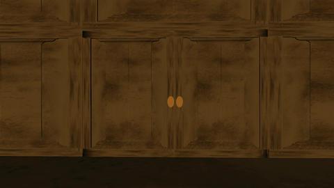 Door way 8 HD mov 1 Stock Video Footage