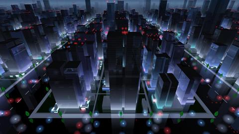 City Building NAC04B HD Stock Video Footage