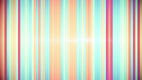 multicolor stripes loopable background Animation
