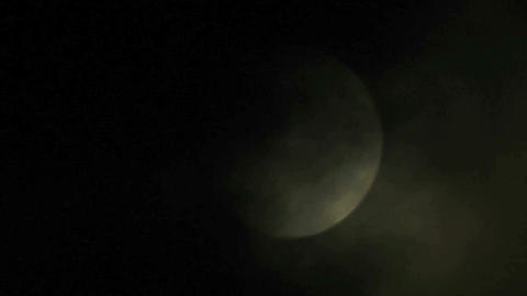 The Moon 3HD Stock Video Footage