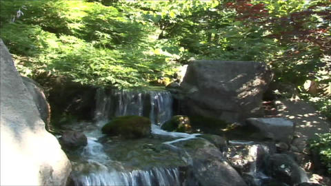 Waterfall 3 HD Stock Video Footage
