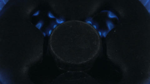 gas flame 14 Stock Video Footage