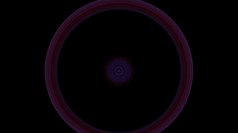 vj loop circle 04 Animation