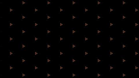 vj loop tribal 03 Stock Video Footage