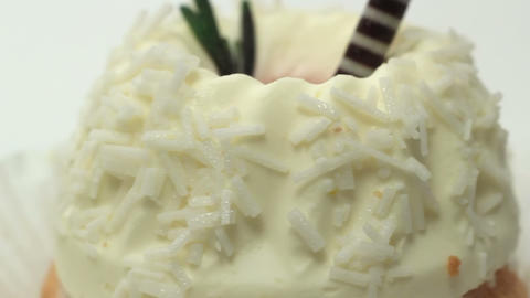 Cake Stock Video Footage