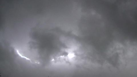 Lightning bolt 02 Footage