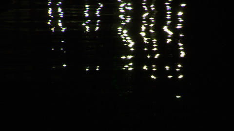 water reflection 04 Stock Video Footage