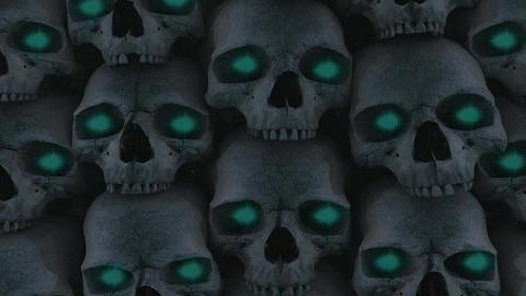 Skulls 8 Animation