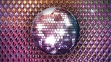 Disco Wall FFmM1 HD Stock Video Footage