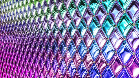 Disco Wall FNmC1 HD Stock Video Footage