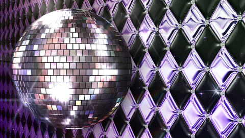 Disco Wall FNmM1 HD Animation