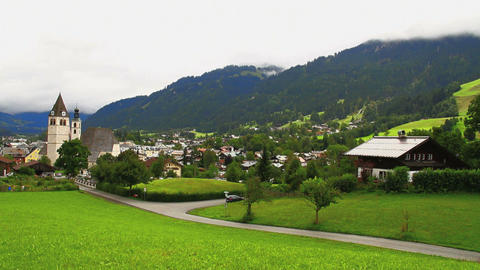 In The Alps 01 Tirol Kitzbuehel Stock Video Footage