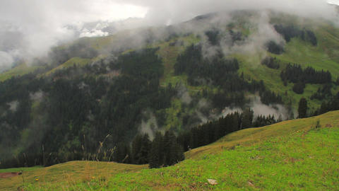In The Alps 03 Tirol Stock Video Footage