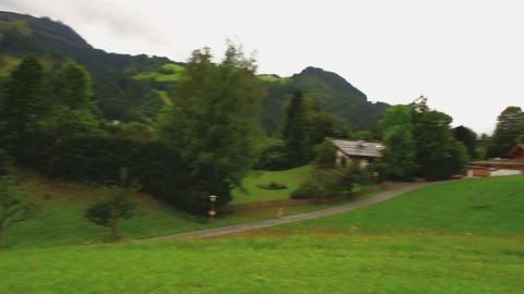 In The Alps 15 Tirol Kitzbuehel 360 Pan Stock Video Footage