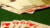 Poker 51 Dolly Left stock footage
