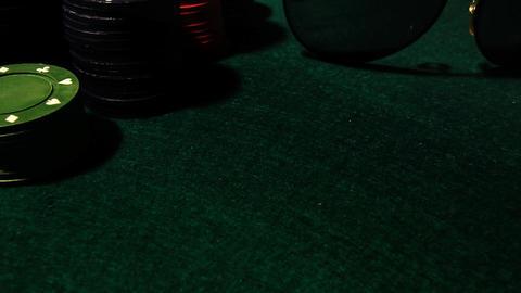 Poker 81 showdown royal Stock Video Footage
