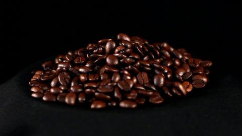 Loop coffee beans Footage
