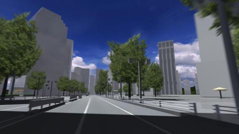 City 5E2 HD CG動画