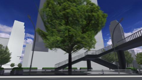 City 5i1 HD CG動画