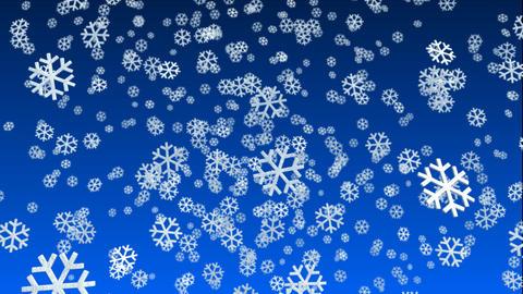 christmas snow 03 Stock Video Footage