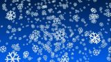 Christmas Snow 03 stock footage