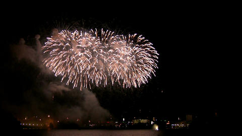 Fireworks show g3 Footage
