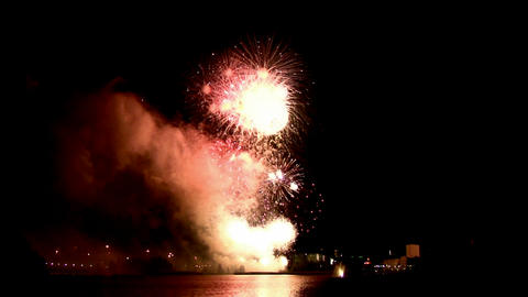 Fireworks show h2 Footage