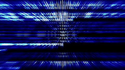 Binary World v3 01 Stock Video Footage