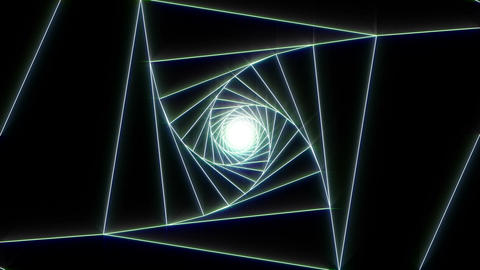 3 D cube b white 2 Animation