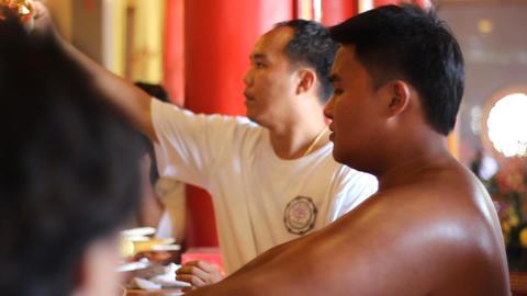 Phuket Vegetarian Festival Footage