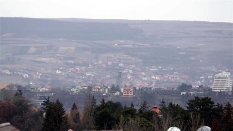 Romania Cluj 1 stock footage