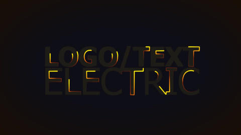 Logo Electric Animation