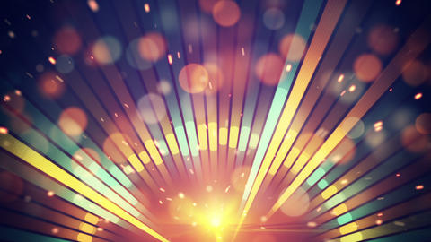 Shiny Disco Party Loop Background stock footage
