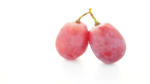 Red grape Footage