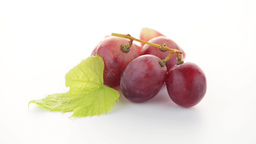 Red Grape stock footage