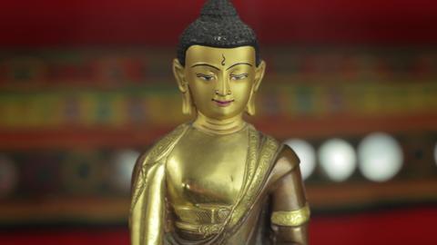 Golden Budha Footage