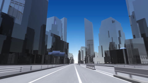 City 6K HD Stock Video Footage