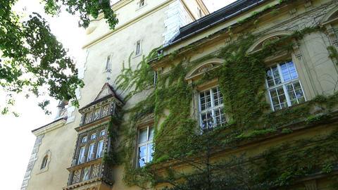Old Beautiful Castle 05 Footage