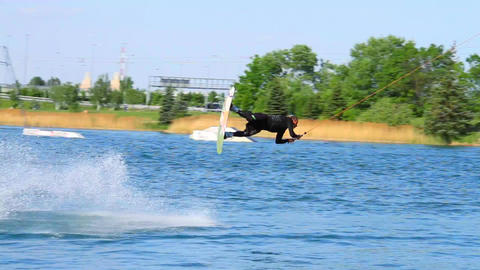 Wakeboard 02 3 in 1 Footage