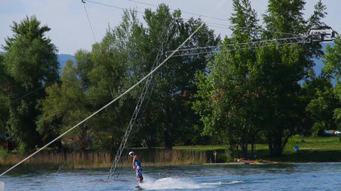 Wakeboard 08 Footage
