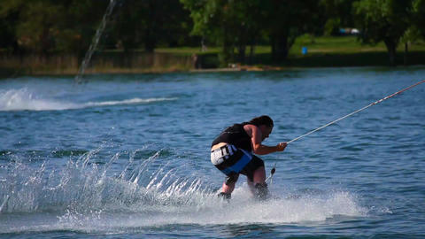 Wakeboard 12 3 in 1 Footage